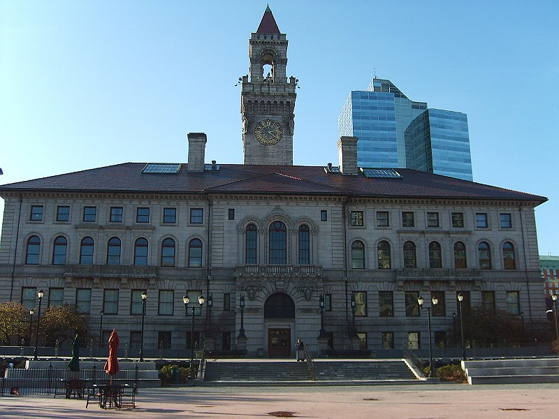 city of worcester ma
