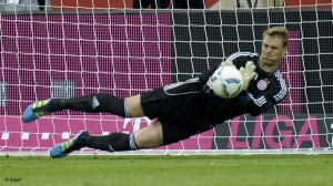 in my opinion Germany's Manuel Neuer is the best goalie in the world