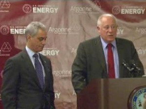 Mayor Emanual and Governor Quinn