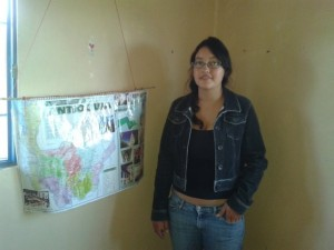 Eslendy from Colombia. She is asking for a 2,175 dollar loan to make her tourism business better by getting uniforms, and new employees. She is 62% there. PLEASE donate to her at: http://www.kiva.org/lend/730193