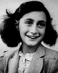 Anne Frank via Wikipedia