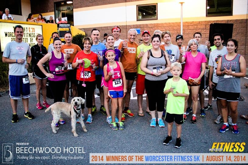 worcester fitness winners 2014